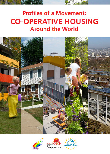 Profiles of a Movement: CO-OPERATIVE HOUSING - Around the World (2012)